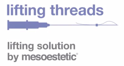 Lifting threads lifting solution by Mesoestetic®