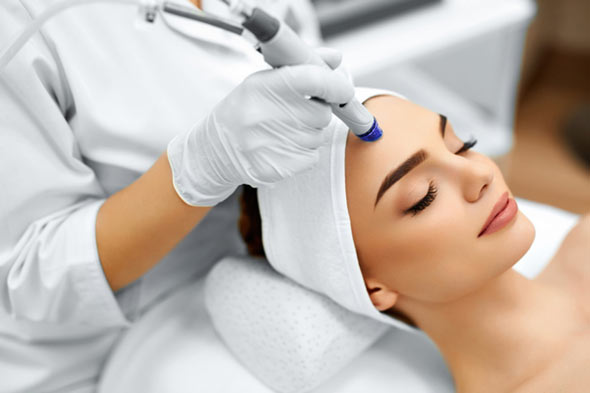 Microdermabrasion Facial. Book yours at Pulse Dermatology & Laser Cape Town.