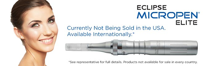 The Eclipse MicroPen® is a revolutionary cordless dermal micro-needling device.