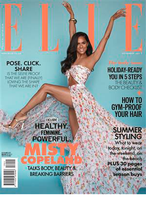 Elle South Africa #makeithappen: Amy Bowie | Pulse In The Press